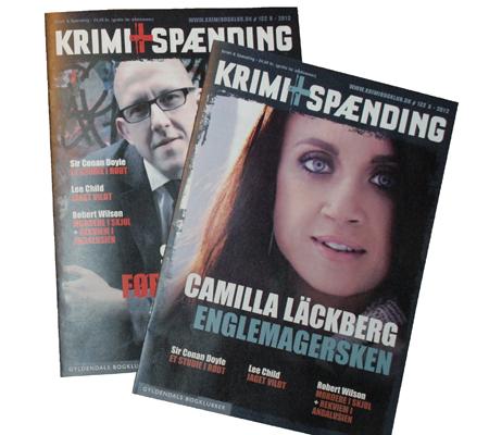 Krimi & Spænding